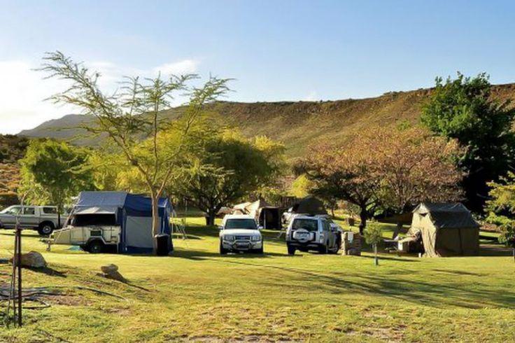 Badensfontein, Montagu. Image credit: badensfontein.co.za