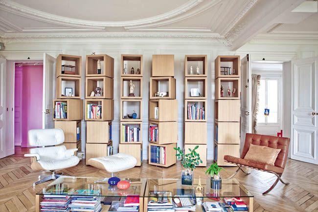 rotating shelves?