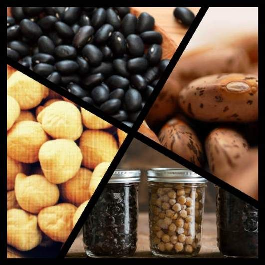 Dr. Daniel Amen's Best Brain Healthy Foods: Beans (black, pinto, garbanzo) #DanielPlan