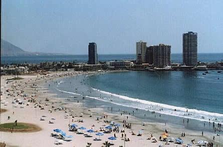 Playa Cavancha - La Serena - - Norte de Chile - Loved it here!