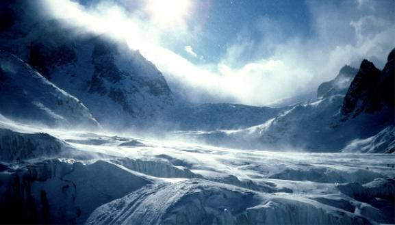 Volcanic ash reveals rapid Ice Age climate change