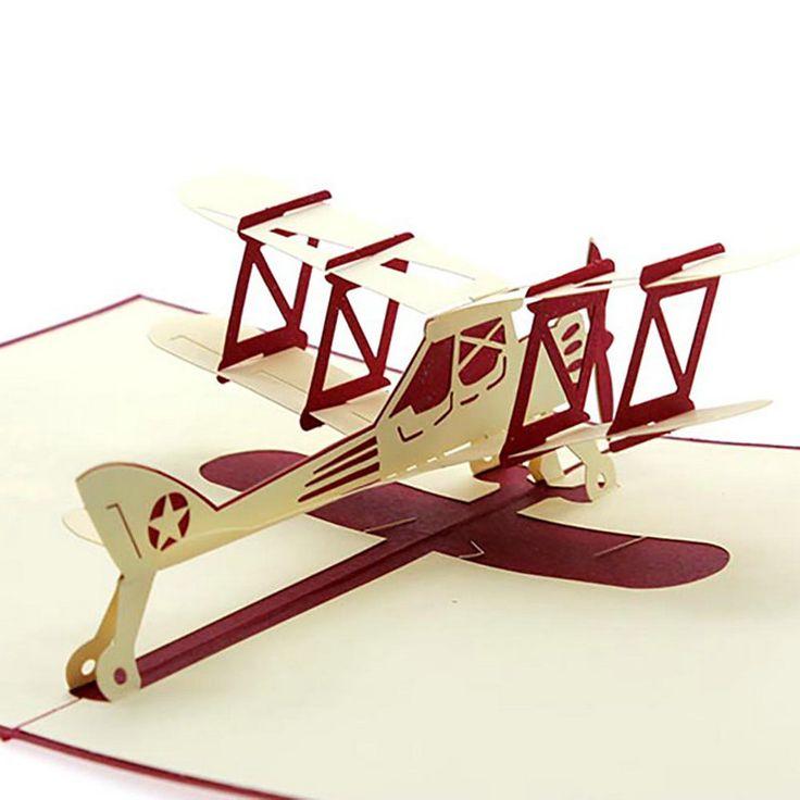 2016-New-3D-Pop-Up-font-b-Airplane-b-font-Handmade-Best-Wish-Greeting-font-b.jpg (800×800)