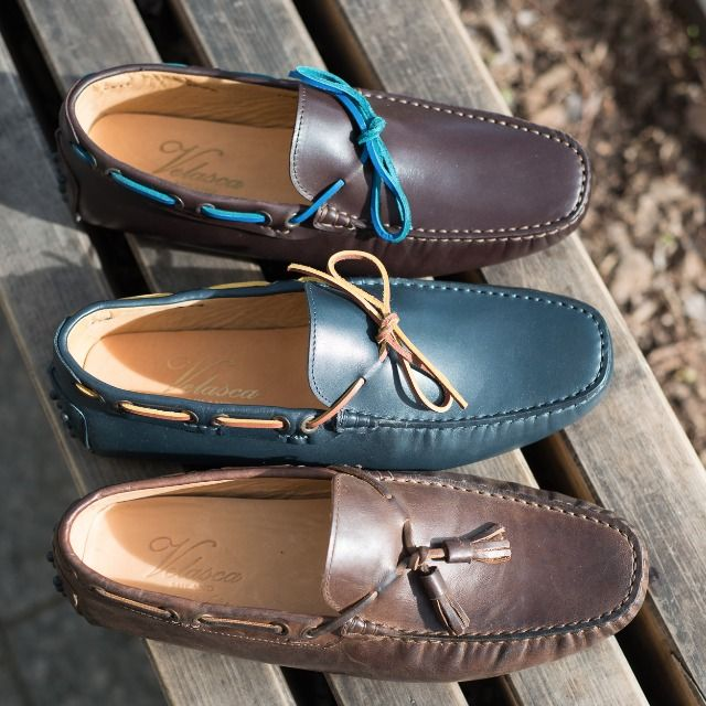 """No one saves us but ourselves. No one can and no one may. We ourselves must walk the path."" Buddha  Tag a friend you'd love to see with these beauties on!  Let's see our new Summer Moccasins Collection available online at www.velasca.com. Link in profile to #shop.  #velascamilano #madeinitaly #shoes #shoesoftheday #shoesph #shoestagram #shoe #fashionable #mensfashion #menswear #gentlemen #mensshoes #shoegame #style #fashion #dapper #men"