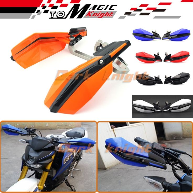 """29.87$  Watch now - http://aiqby.worlditems.win/all/product.php?id=32792516820 - """"Free shipping For KTM EXC EXC-F EXC-E XC-W Motorbike Dirt Bike Off-road Bike Universal 7/8"""""""" 22mm Handguard Handlebar Hand Guard"""""""