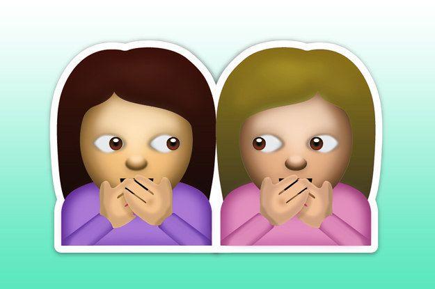 "The ""Inside Joke"" Emoji: | 15 Emojis All Best Friends Need In Their Lives"