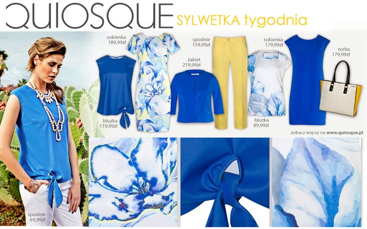#quiosquepl #sylwetkatygodnia #fashion #inspirations #floralprints #outfit #look #spring #wear #new #collection #ss15 #MustHave #dress #flowers