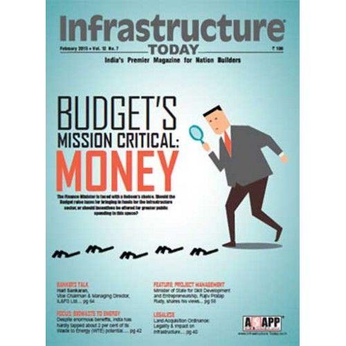 Infrastructure Today Magazine