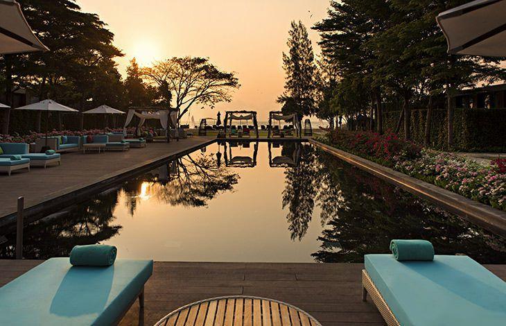 Hôtel So Sofitel Hua Hin 5* TUI à Cha-am prix promo Séjour Thailande TUI à partir 1 491,00 € TTC au lieu de 1 782 €