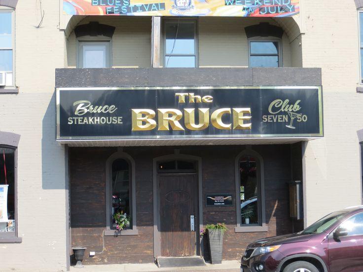 Bruce Steakhouse, 750 Queen Street, Kincardine, ON