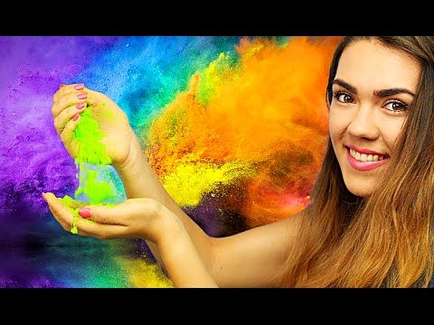 In today's tutorial we'll make a natural powder for Holi fest. This amazing DIY ECO handicraft will add bright colors to your life and help to make an interesting effects for photos! #holifest #powder #diycrafts