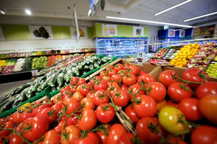 REMA 1000, Haugesund (Norway) #light #retail #fresh #food #rema #licht #beleuchtung