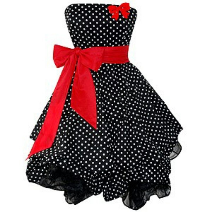 11 Best Images About Rock Roll Dress On Pinterest Red