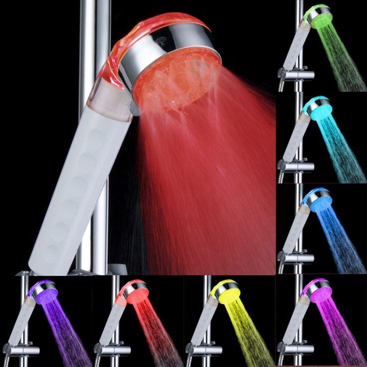 9 best led shower head images on Pinterest | Led shower head, Rain ...