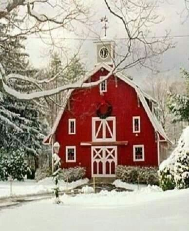 I wish I could spend Christmas here.