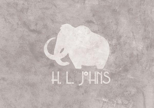 H. L. Johns Logo on Behance