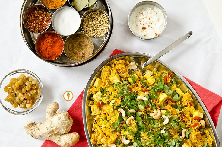 Cooking with Courtney: Indian Spiced Briyani