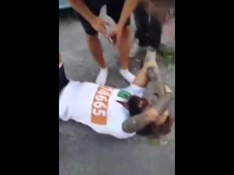 Vittorio Brumotti VIDEO INTEGRALE bombazza di striscia la notizia