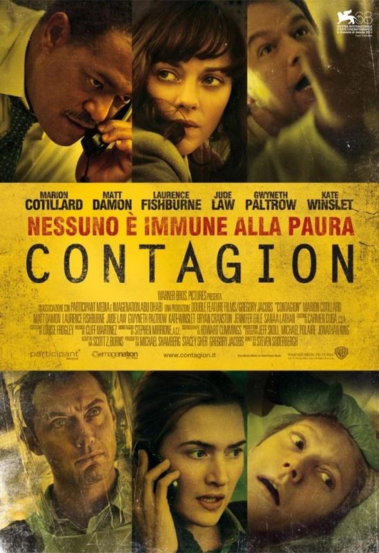 """E adesso mi guardo Conagion: """"Nessuno è immune alla paura!"""""""