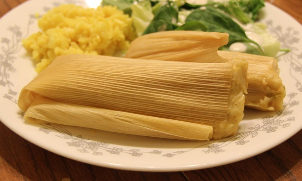 Green Corn Tamales | Family Heritage Recipes