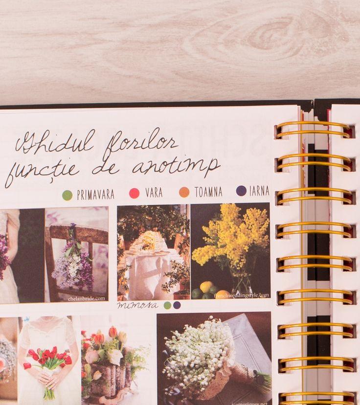 Wedding Planner - Agenda de nunta Lady Cozac47