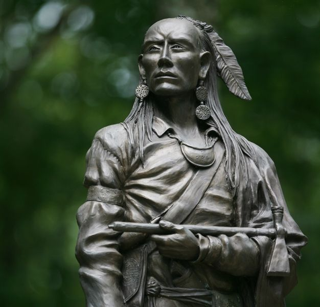 tecumseh men Tecumseh address to the osages 1811  brothers, the white men want more than our hunting grounds they wish to kill our old men, women, and little ones.