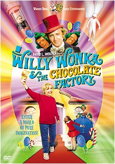 Willy Wonka & the Chocolate Factory . A poor boy wins the opportunity to tour the most eccentric and wonderful candy factory of all.
