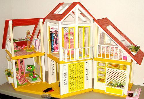 Barbie Dream House | Flickr - Photo Sharing!