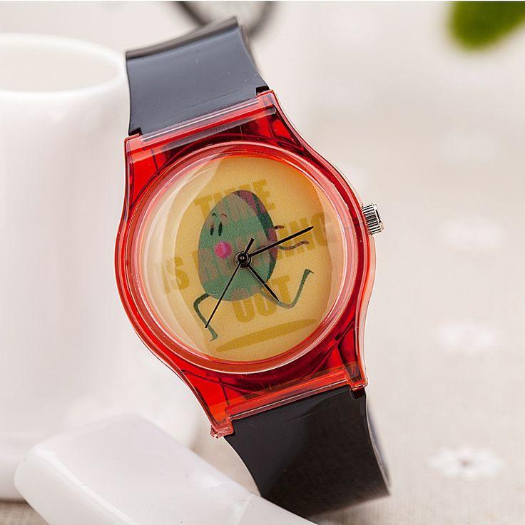 Cartoon Potato Wristwatch Women Watch Girls Quartz Watch Montre dames horloge Gift Clock reloj dama #Affiliate