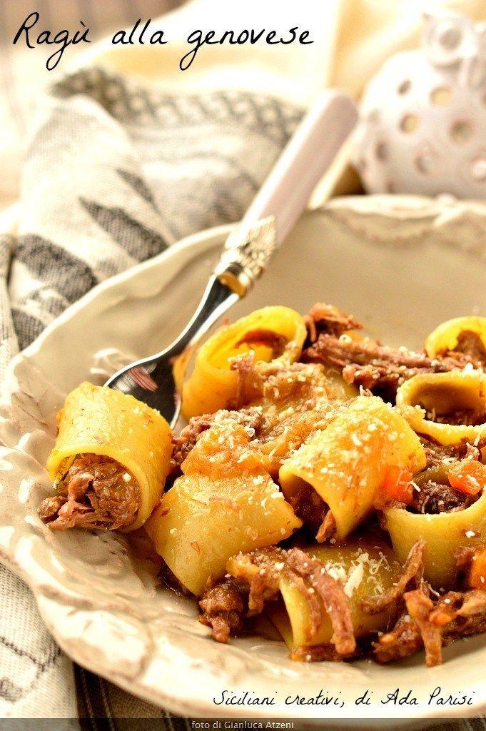 IL RAGU\' ALLA GENOVESE (ricetta napoletana)   Rezept   cucina ...