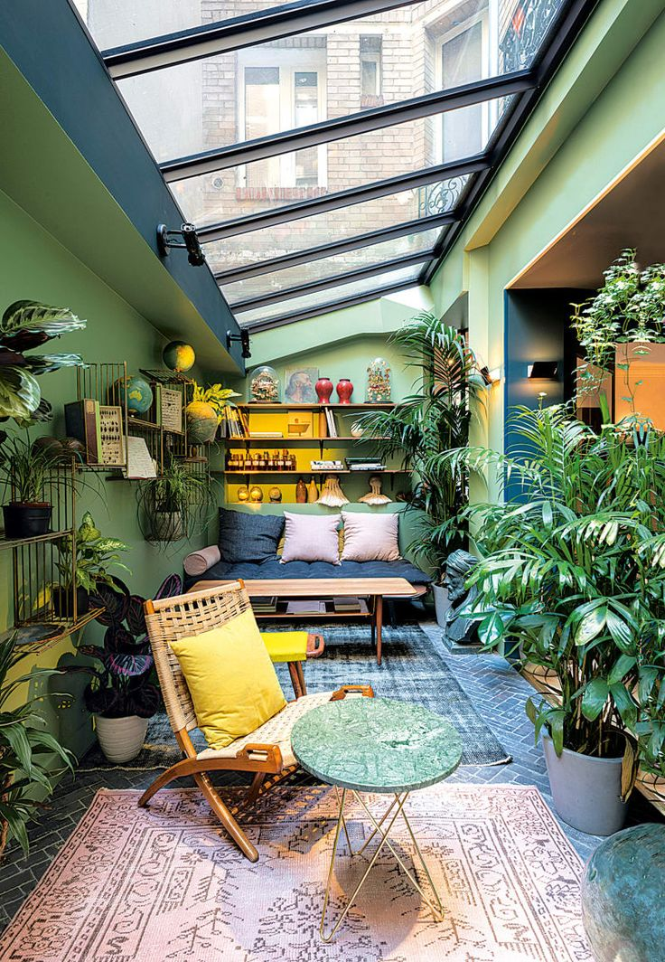Sunroom, Loggia & Wintergarten