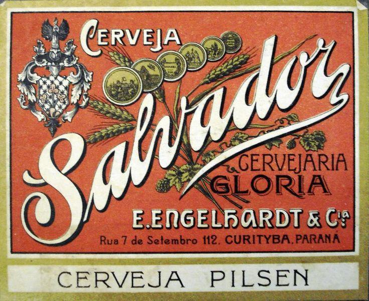 Cervejaria Gloria - Cerveja Salvador (Curitiba/PR)