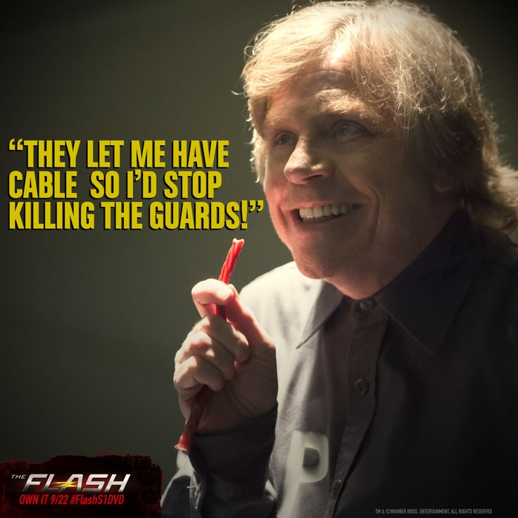 It's all about the simple things. #FlashS1DVD!
