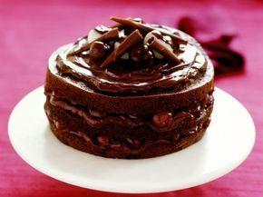 Schoko-Kirsch-Torte ist ein Rezept mit frischen Zutaten aus der Kategorie Kirschkuchen. Probieren Sie dieses und weitere Rezepte von EAT SMARTER!