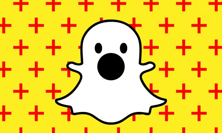 What is the name of Snapchat's Mascot?