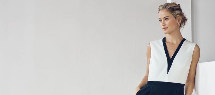 Stunning clothing - Marks & Spencer London