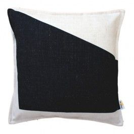 The new block cushion from Xavier & Me in black. This graphic, designer cushion features muted colours and textural design and is available in four colours, black, blue, pink and yellow. This black scatter cushion is a luxury cushion made from100% Linen blend fabric and digitally printed and hand finished in Sydney, Australia. Size: 45cm x 45cm . If you would like the cushion to come with an inner, please select one of our feather inners from the drop down box.