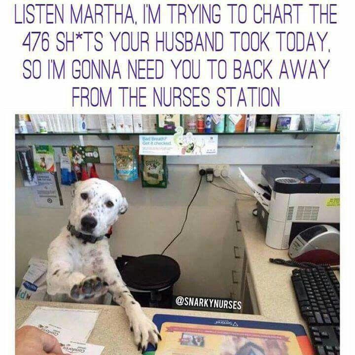 charting nightmares.......
