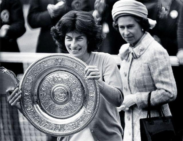 Virginia Wade, Wimbledon 1977