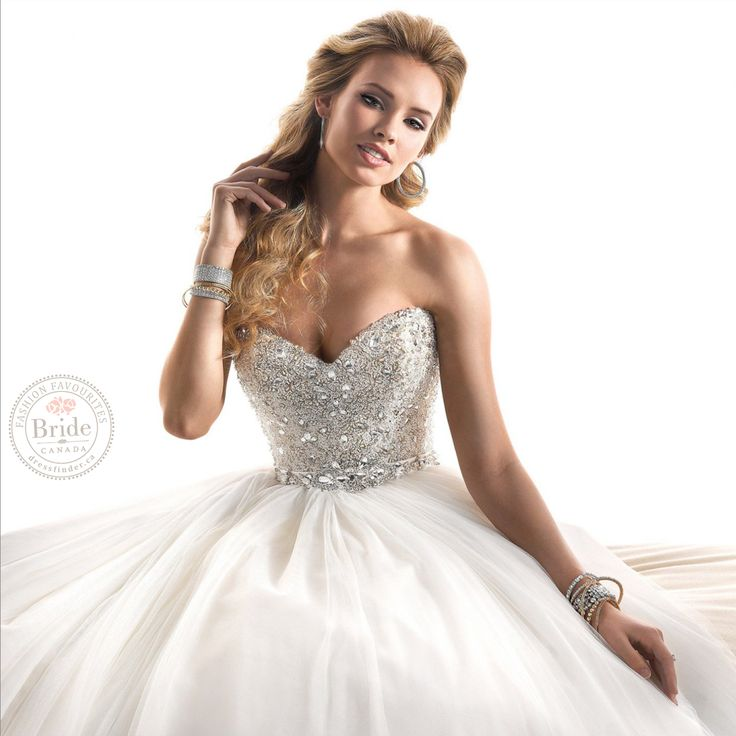 Esme from Maggie Sottero collection, as seen on dressfinder.ca