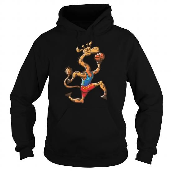 Cool Olympic Basketball Giraffe T Shirts  Mens T Shirt T-Shirts