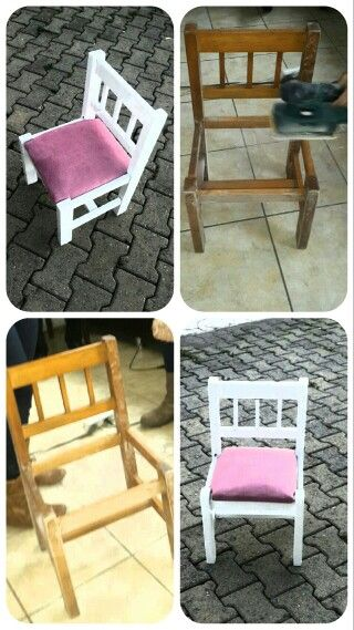 Eski sandalye yi yenileme