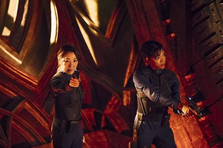 Star Trek Discovery: Boldly Representing Women Of Color | HuffPost