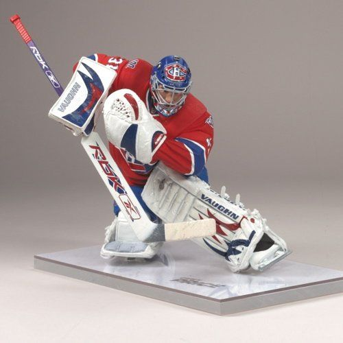 McFarlane Toys NHL Sports Picks Series 21 2009 Wave 1 Action Figure Carey Price Montreal Canadiens Blue Helmet *** More info could be found at the image url.Note:It is affiliate link to Amazon.