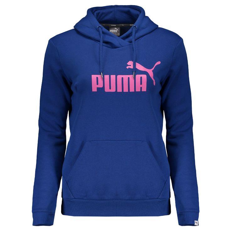 Moletom Puma Essential Nº 1 Feminino Azul Somente na FutFanatics você compra agora Moletom Puma Essential Nº 1 Feminino Azul por apenas R$ 199.90. Moletons. Por apenas 199.90