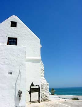 Paternoster - Dutch Colonial Architecture in South Africa