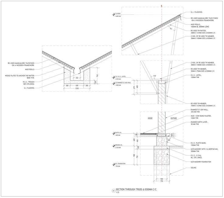 Galeria de 50 Detalhes construtivos de arquitetura em madeira - 57
