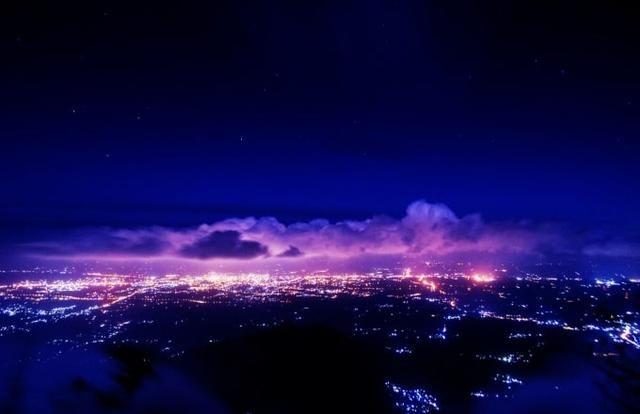 Wisata Puncak Lereng Kelir Gertas Ambarawa Di 2020 Pemandangan Langit Gambar