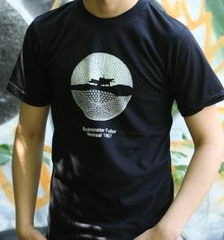 Biosphere t-shirt for men from Montrealité