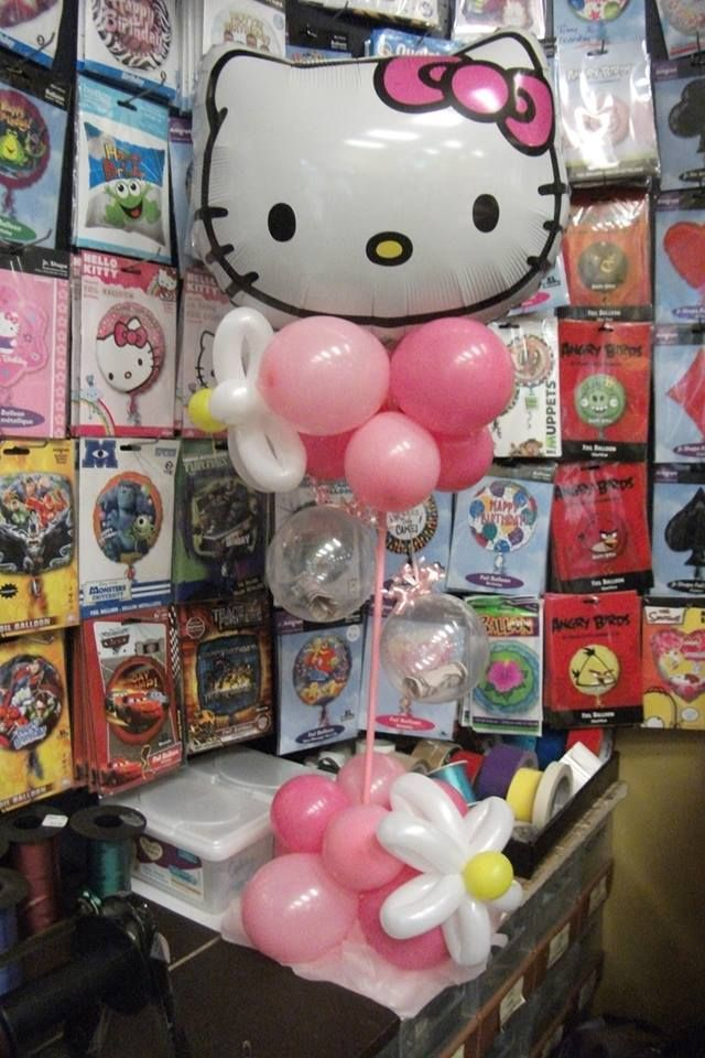 Best hello kitty strawberry shortcake balloon ideas