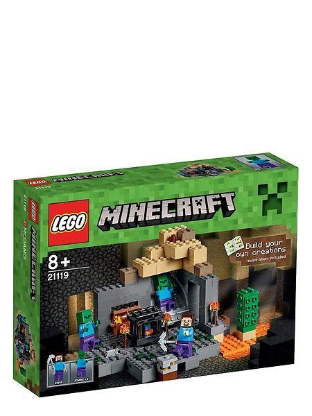 Lego Minecraft, Vankityrmä